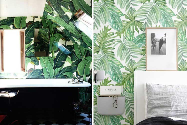 Incorpora patrones coloridos a la decoración de tu hogar