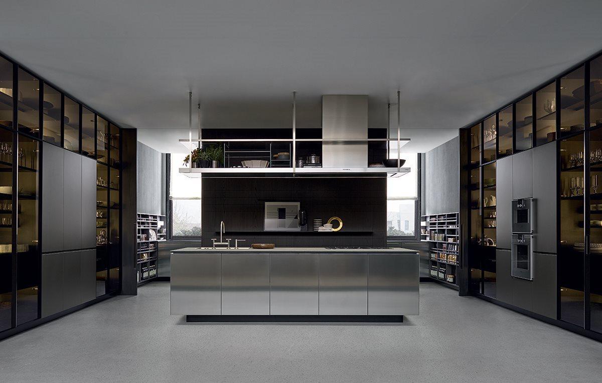 colores para gabinetes de cocina